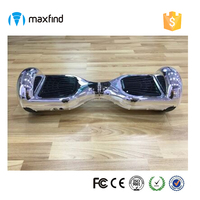 All Chrome Self balancing scooter hoverboard skins accessories body plastic frame spare parts