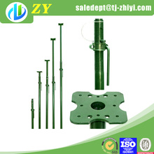 1.8mm Middle east type shoring jack used construction