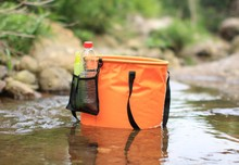 Manufactory collapsable bucket with valve backpack Waterproof Dry bag
