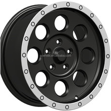 15 16 17 18inch 4x4 car rims offroad alloy wheel with 6x139.7 for SUV