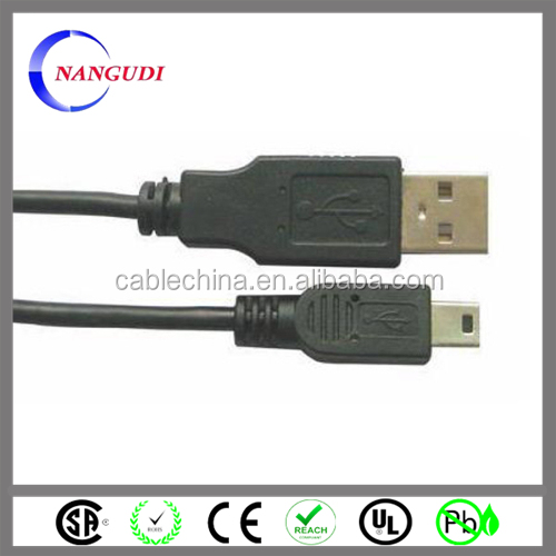 usb cable for tablet PC mini usb speaker cable mini usb cable