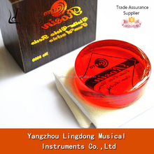 leto wooden Transparent red rosin violin/cello rosin 8000