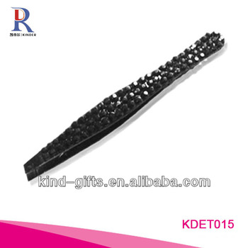 Luxurious Rhinestone Diamond Crystal Medical Tweezers Supplier|Factory|Manufacturer