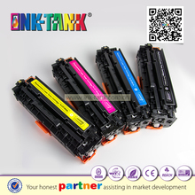 Compatible toner cartridge for hp 312a - CF380A CF381A CF382A CF383A