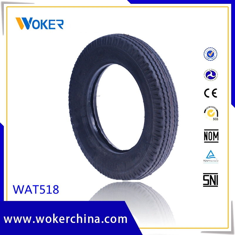 WAT518 zigzag pattern tire 5.00-14 agricultural tractor tires combine harvester tires prices