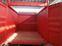 20' hard open top container/ marine container/shipping container