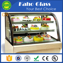 bearing electric heating resistant glass