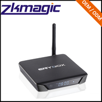 Wholesale Amlogic S905X Quad Core streaming media player VP9/H.265 Decoder Android 6.0 1GB+8GB android smart tv box