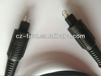 Optical fiber digital 2.2mm Digital Toslink cable