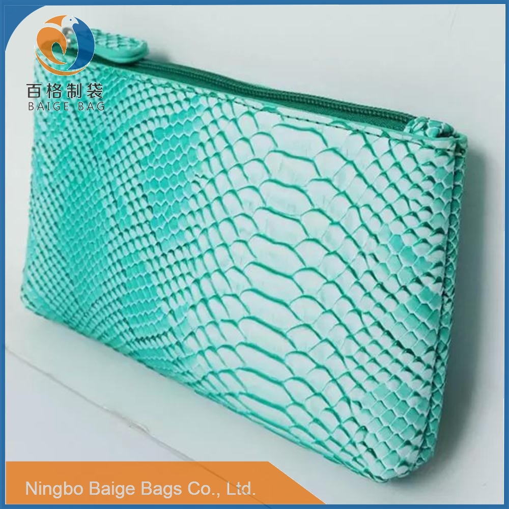 funny makeup pvc clear cosmetic bag