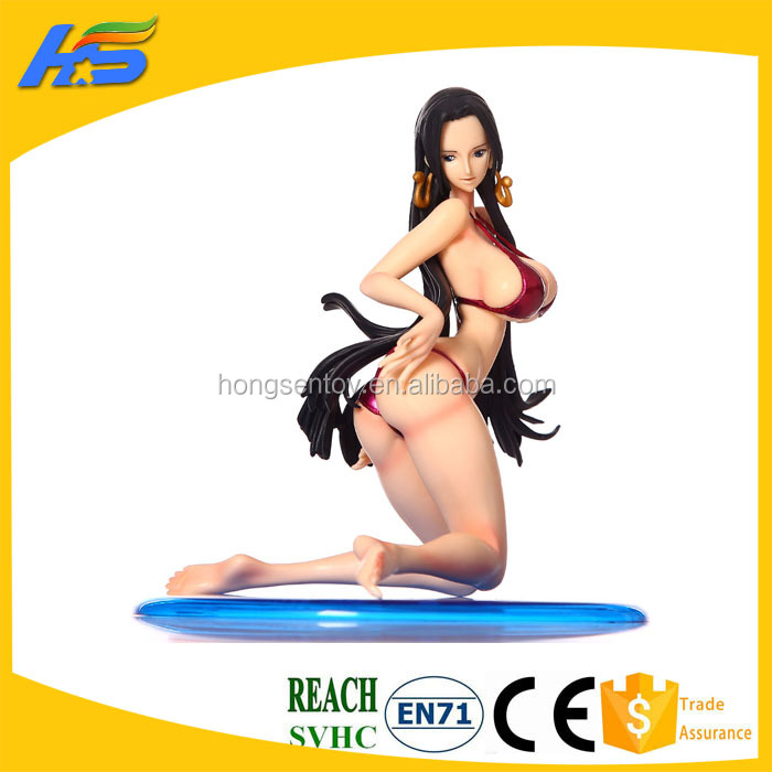 Japan movie sexy girl One Piece swimsuit Robin Nami good quality model