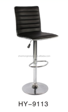 2017 modern Swivel bar chair/comfortable bar stool of commercial furniture