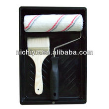 Painting roller & wool brush set - 731E Ordinary 3 in 1