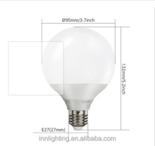 Aluminum+ plastic cover G95 bulb lights
