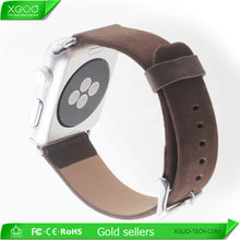 cheap price watch band for apple iwatch,leather watch straps