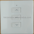 KECO Wall Switch RF Controller for Motorized Curtain