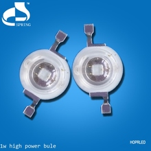 Golden Supplier 3w bule high power led 465nm