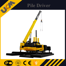 High Quality China Manufacturer Hydraulic Static Mini Pile Driver