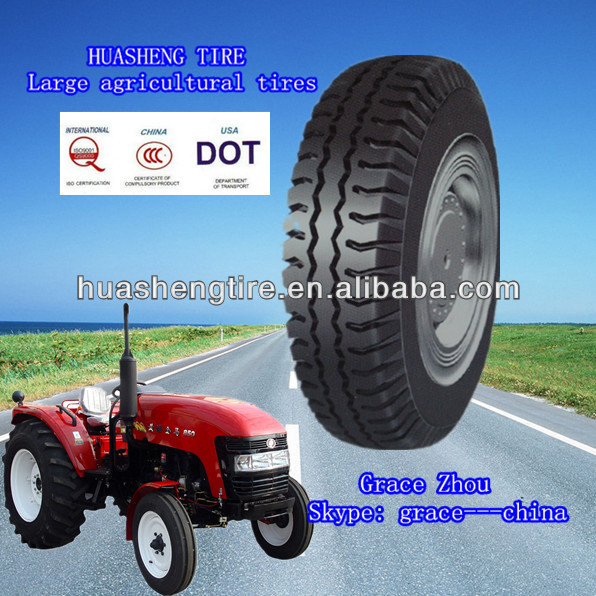 Tire manufacturer in China we supply full range of large bias agricultural tires for farm machinery