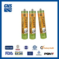 Good chemical corrosion resistance paintable pu sealant