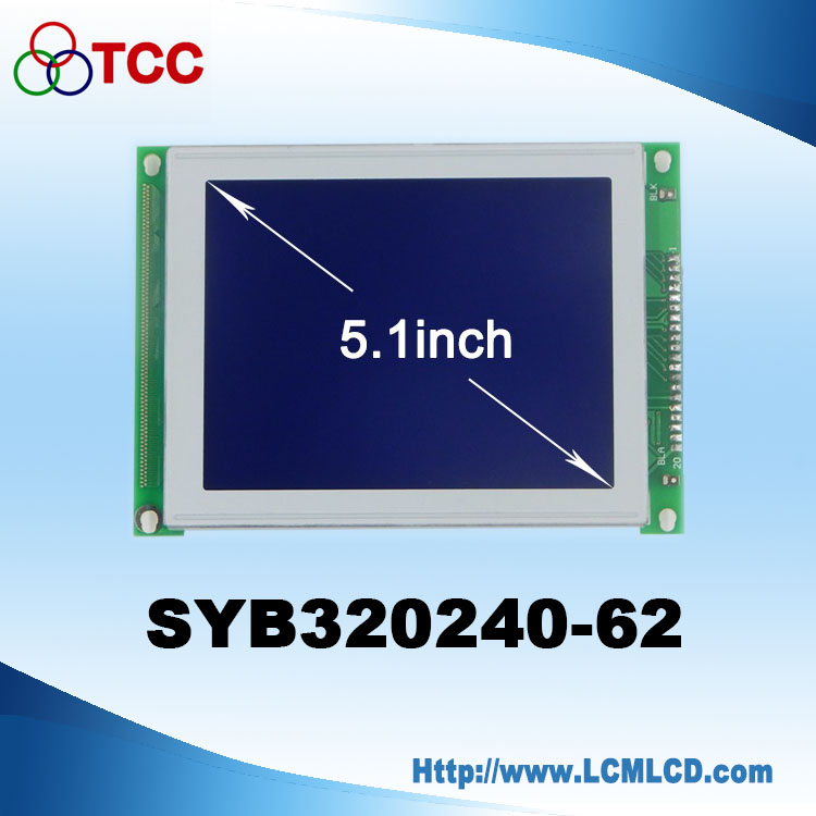 dongguan pvc material 5.7 inch 320*240 RA8835AP3N COB graphic moto <strong>g</strong> display lcd touch screen tv lcd polarizer