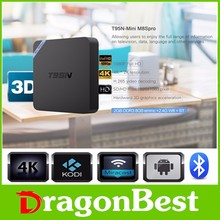High Tech Android 6.0 TV Box T95N MINI MX+ HDMI2.0 H.265 WiFi 4K Smart Internet 2g 8g KODI 16.1smart tv box