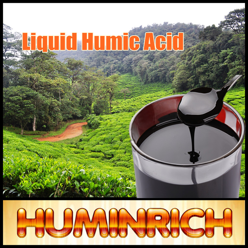 Huminrich Humate Humic Acid Liquid Products Based On Ha / Fa / Aa