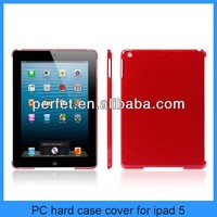 New smart case cover for ipad air ipad 5 back cover