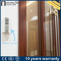 Residential used multi track glazed exterior doors side panels prices