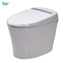 Water saving one piece toilet water closet