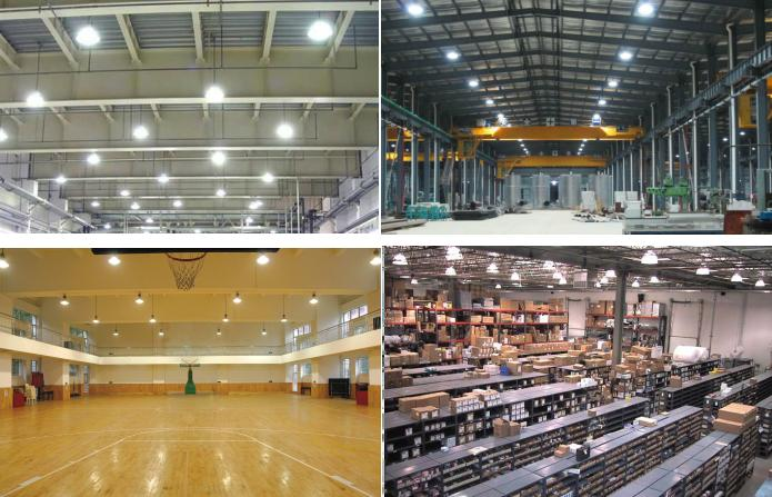 UFO Led warehouse industrial 100w 150w 200w ufo led high bay light