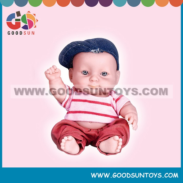 8 inch doll with laugh cry baby dolls toys in display box from chenghai
