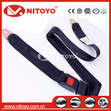 NITOYO NT03-SB-161003 aircraft safety seat belt auto friend safety belt with E-MARK CCC