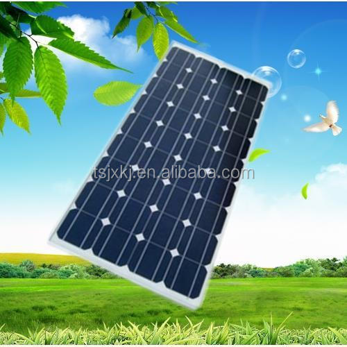 Photovaltaic Energy round solar panel with CE, ISO, TUV, CEC, MCS, UL from factory directly