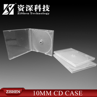 Plastic Tray Clear Cd Case