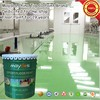 antiskid industrial terrace electrical resistant liquid resin epoxy floor paint