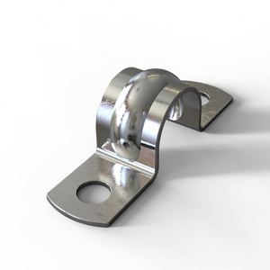 ISO 9001 Stainless high quality Metal Tube Clamp