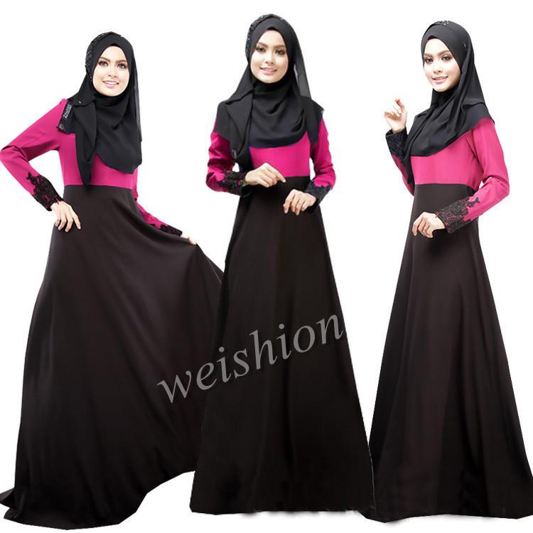 1009 Morden Design Muslim Women Abaya And Hijab Islamic Clothing - Buy ...