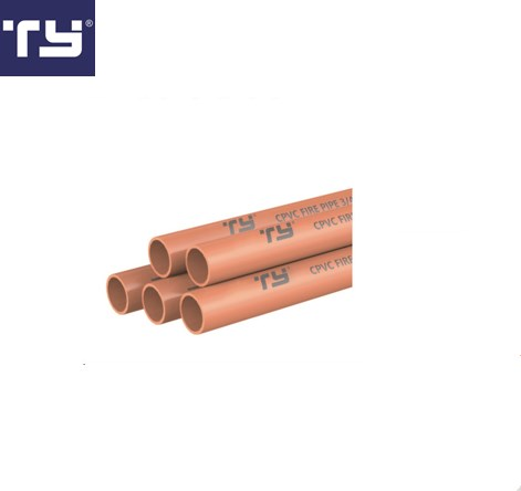 TY HIGH QUALITY ASTM FIRE FITTINGS CPVC PIPE
