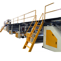 Reasonable price 3 ply corrugated cardboard production line price