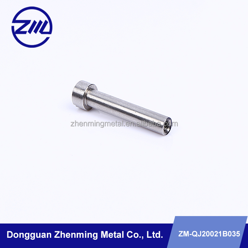 2015 factory make metal sleeve high quality metal parts
