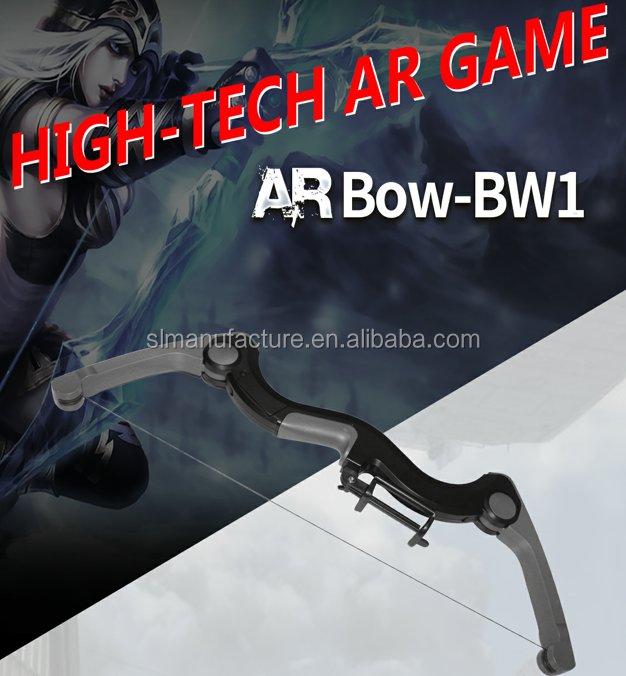 Trending Products AR Bow bow and arrow Game For Mobile Phone Play Game Shooting 3D Game Reality Experience