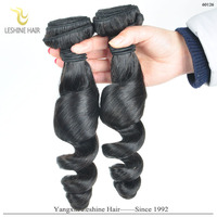 Different Style Can Be Dyed And Curled Brazilian Italian Weave Human Hair Extension