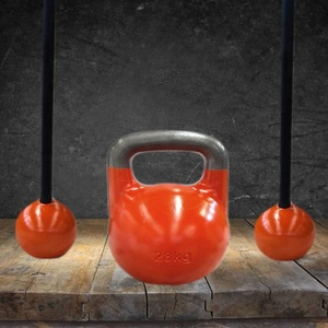 NEW fitness colorful macebell india kettlebell pendulum clubbell
