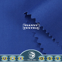 "Polyester/Cotton 65/35 20X20 108X58 TWILL 3/1 200GSM 58/9"" WORKWEAR FABRIC"