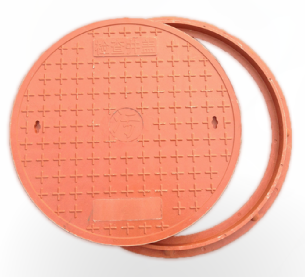 en124 hot sale frp telecom temporary manhole cover