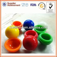 wholesale silicone ice box,Silicone non-stick container,silicone small jar
