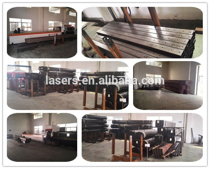 fiber tube and pipe metal laser cutting machine price