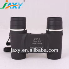 hot sell 7x18 Free Focus Binocular.Nikula 6X18 fixed-focus Binoculars