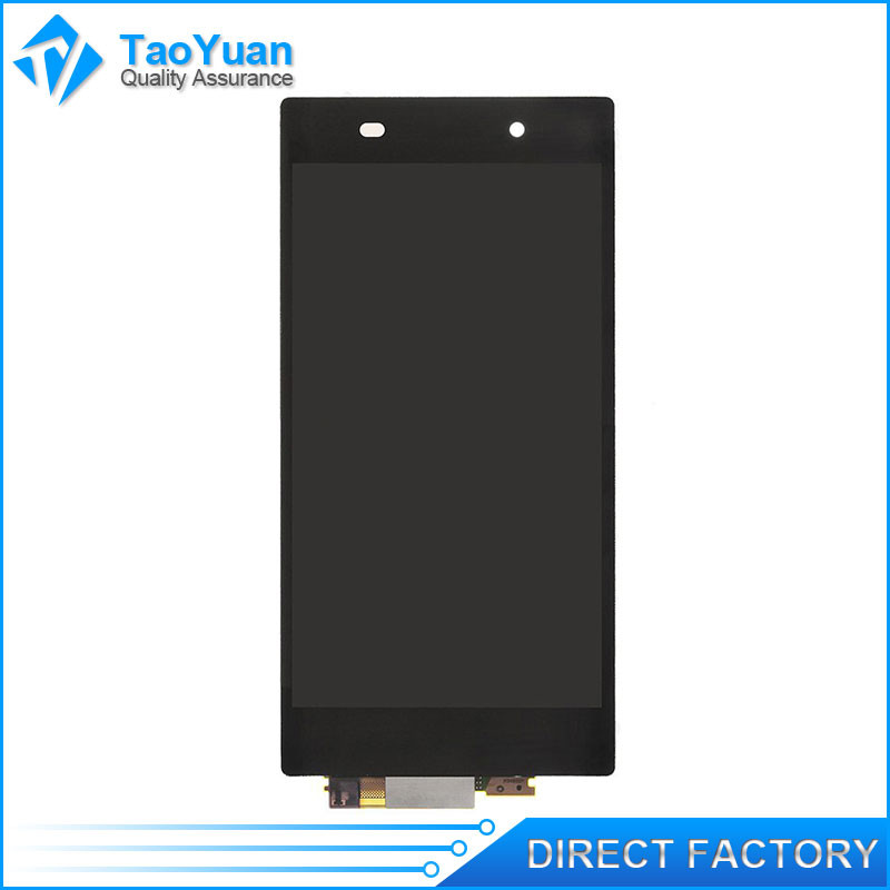 LCD Touch Screen Digitizer for Sony Xperia Z1 L39H C6902, for Sony Xperia Z1 Display Factory Price